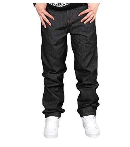 DOYK Men's Loose Fit Jeans Pants