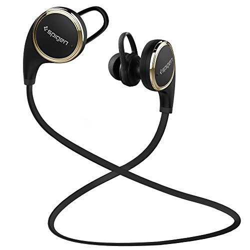 spigen r12e iphone 8 iphone x wireless headphones bluetooth headphones w mic earbuds headset. Black Bedroom Furniture Sets. Home Design Ideas