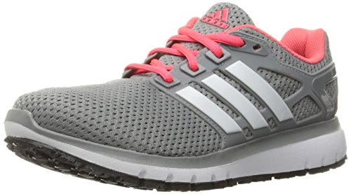adidas Performance Women's Energy Cloud Wtc W Running Shoe, Grey/White/Ch Solid Grey, 7.5 M US