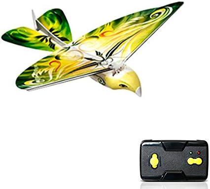 Ghair2 Control Remoto Bionic Bird - Robot Volador E-Bird Juguete ...