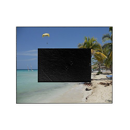 CafePress - Negril 7 Mile Beach Apr 2011 - Decorative 8x10 Picture Frame