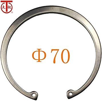 5 Pieces//lot - 70 Internal circlips RTW Ochoos GB893 Internal Retaining Ring Inner Diameter: 70-304