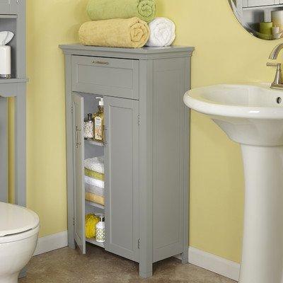 RiverRidge Somerset 2 Door Bathroom Floor Cabinet by RiverRidge Home Products