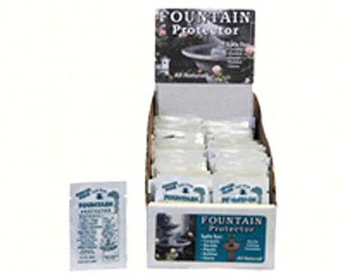 2 PACK Fountain Protector Samples
