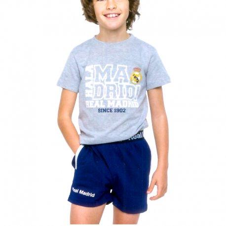 pijama infantil real madrid talla 12