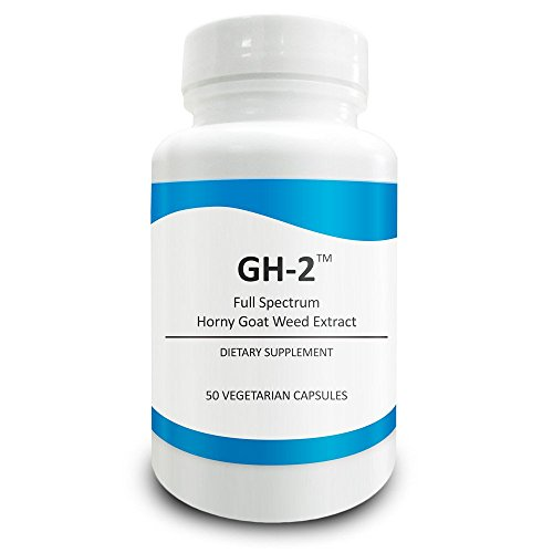 GH-2-Horny-Goat-Weed-Epimedium-Extract-Contains-20-Icariins-Water-Extracted-Horny-Goat-Weed-Extract-50-capsules-per-bottle