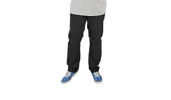 COMFORT-Rockford Comfort Fit Jeans Black 620