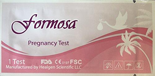 Formosa Medical HCG Pregnancy 20 Tests Pack