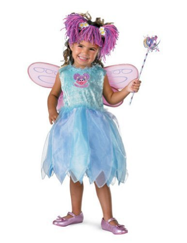 Baby-toddler-costume Abby Cadabby Deluxe Toddler Costume 2t Halloween Costume by SALES4YA -