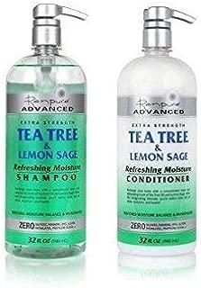 product image for Renpure Advanced Extra Strength Tea Tree & Lemon Sage Refreshing Moisture Shampoo and Conditioner - 32 fl oz