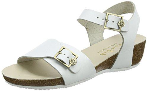 Toe Van Mascot White Dal Open White WoMen Sandals wUUpIqP