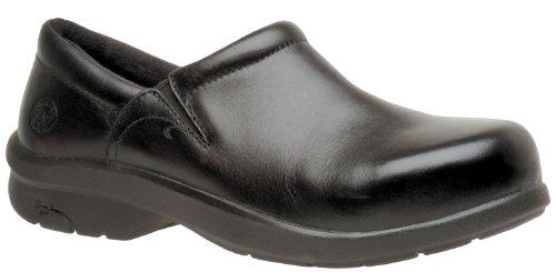087528001 Timberland PRO Women's Newbury Work Shoes - Black - 11.0 - W by Timberland PRO