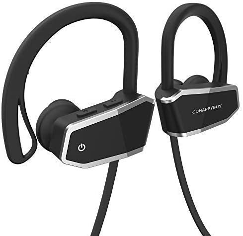 Wireless Earbuds, TaoTronics Bluetooth 5.0 Headphones SoundLiberty 77 Bluetooth Earbuds IPX7 Waterproof Hi-Fi Stereo Sound Open to Pair Free to Switch Single Twin Mode with 20H Playtime