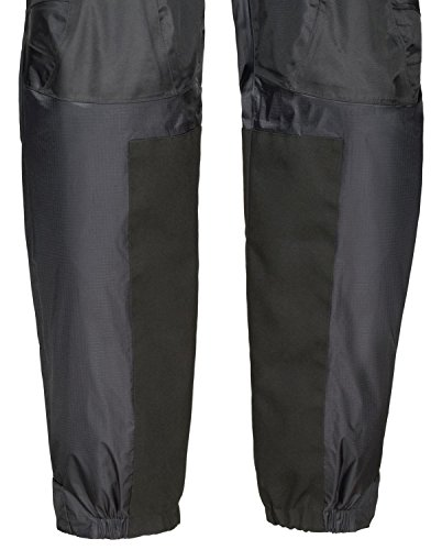 Tour Master Sentinel LE Nomex Rain Pants - Small/Black by Tourmaster (Image #5)
