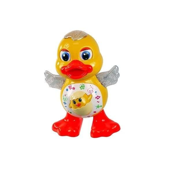 higadget™ Musical Dancing Duck with Music Flashing Lights and Real Dancing Action