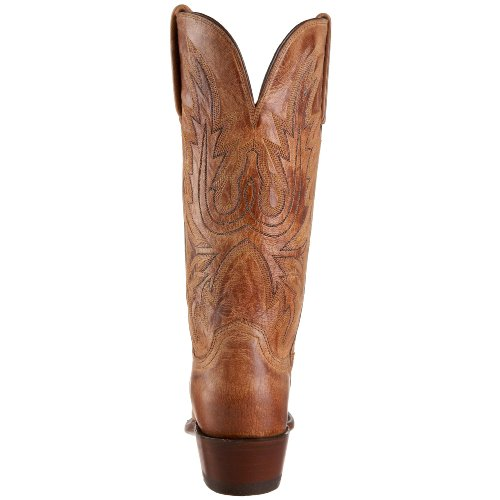 online cheap quality Lucchese 1883 by Womens N4540.54 Boot Tan Burnish cheap sale find great sale explore best sale OL4EkalR