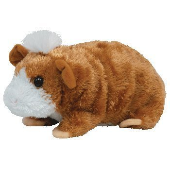 Image Unavailable. Image not available for. Color  TY Beanie Baby -  FEARLESS the Guinea Pig c8e09be7244