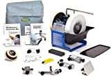 Tormek Sharpening System Woodturner Bundle TBW702 T-7. A Complete Water Cooled Sharpener With Woodturning Jigs.