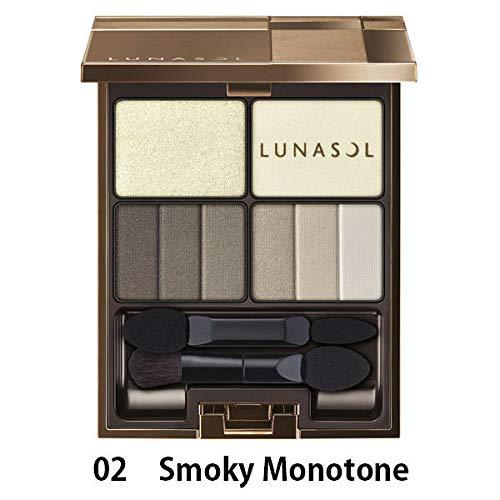 LUNASOL Feathery Smoky Eyes 7.1g 02 Smoky Monotone