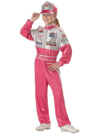 Speedway Sweetie Child Costume - Small (6-8) ()