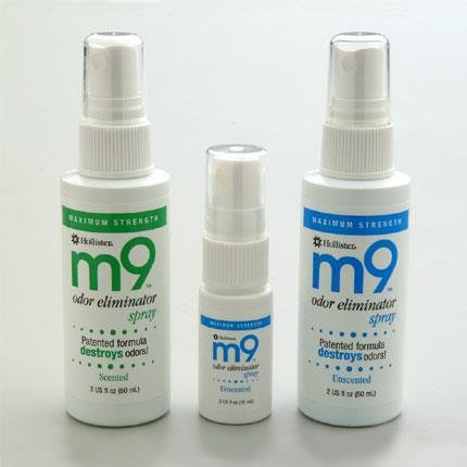Box of 6 M9 Odor Eliminator Spray 8 ozScented HOLLISTER INC. 7735