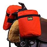 TrailMax Medium Horse Pommel Bags for Trail Riding