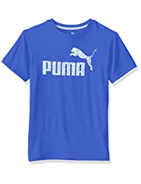 PUMA Boys' No.1 Logo Tee