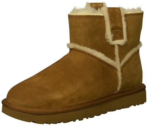 UGG Women's W Classic Mini Spill Seam Fashion Boot for sale  Delivered anywhere in USA