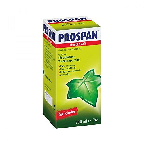 Prospan Hustensaft, 200 ml