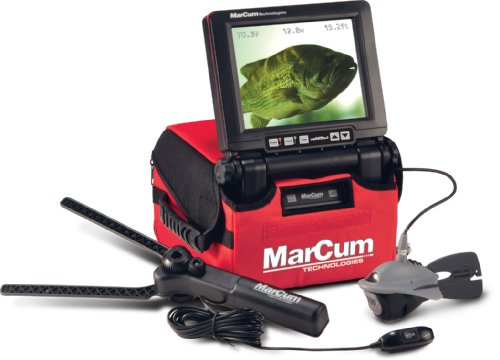 Marcum VS825SD Underwater Camera with 8 inch screen primary