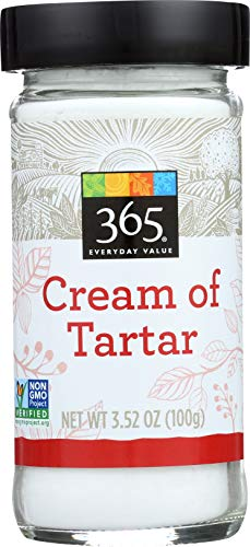 365 Everyday Value, Cream of Tartar, 3.52 oz