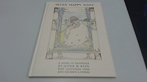 Seven Happy Days: A Series of Drawings