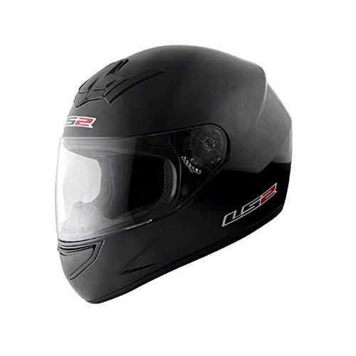 [해외] MHR LS2 BLAST(blast) 풀 페이스 헬멧 블랙 메탈릭 L