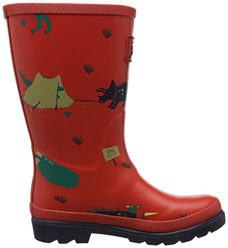 Bottes Rot de Scout Reddino Red Dino Pluie Tom Welly Joule Garçon Boys AnOtt0