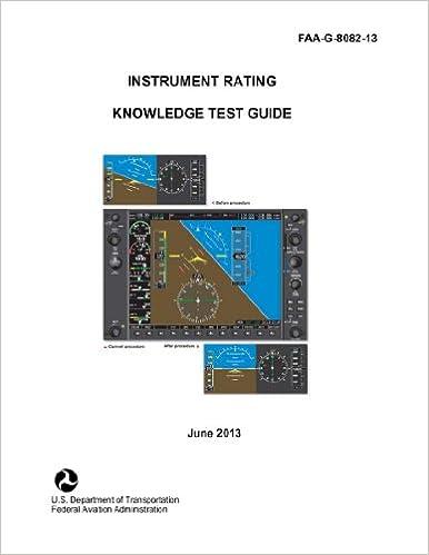 Instrument Rating Knowledge Test Guide PDF - CounsbentukoCf