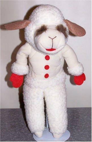 Amazon Com Aurora Shari Lewis Lamb Chop 16 Plush Puppet Toys Games