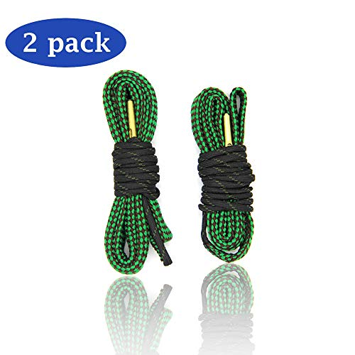 Cleaning Barrel Shotgun (RAYMACE 2-Pack Bore Snake Gun Cleaning,Gun Barrel Cleaner,Gun Bore Cleaner for Rifle/Pistol/Shotgun for .22 Cal & 5.56mm)