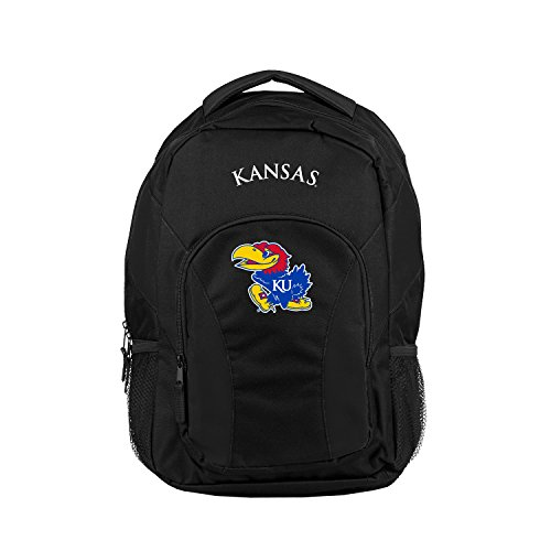 Officially Licensed NCAA Kansas Jayhawks Draftday Backpack ()