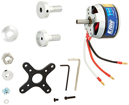 E-flite Power 110 Brushless Outrunner Motor, 295Kv, EFLM4110A (E Flite Power 110 Brushless Outrunner Motor)