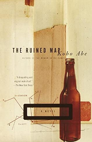 book cover of The Ruined Map