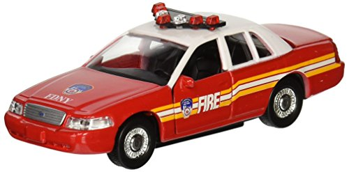 - Daron FDNY Fire Chief's Car