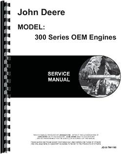 john deere 6 329d engine service manual john deere 6301147722881 rh amazon com John Deere Repair Manuals Online John Deere Repair Manuals Online
