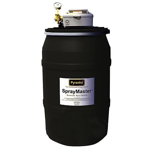 (Pyranha SprayMaster 55Gal)