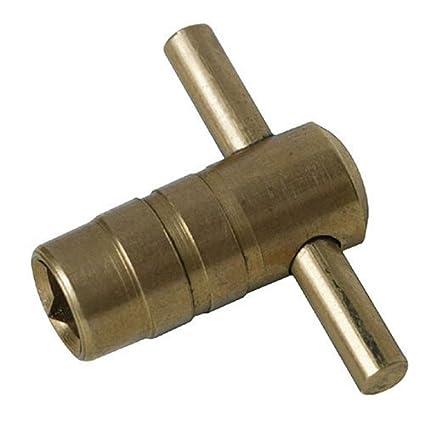 Silverline 427586 2 clé s de vidange pour radiateur