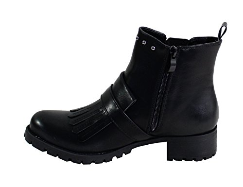 Mujer By para Shoes Botas Negro pqqtxRvr