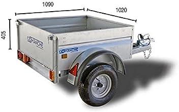 Remolques para carga ligera (STAR BASIC)