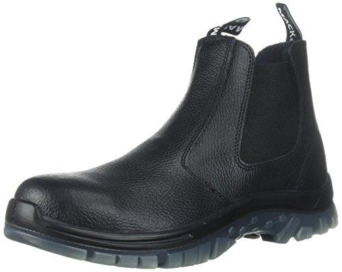 SAS Safety SAS Safety E93811191 USA 17 Black Boots Mack E93811191 Tradie 7wAgOqg