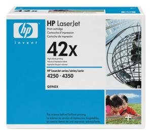 Q5942X HP LaserJet 4250 Smart Printer Cartridge (20000 Yield) – (Genuine Orginal OEM toner), Office Central