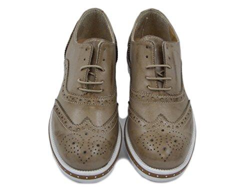 PERICOLI Lacets OSVALDO de Chaussures Femme pour Ville à A1dd8xOg