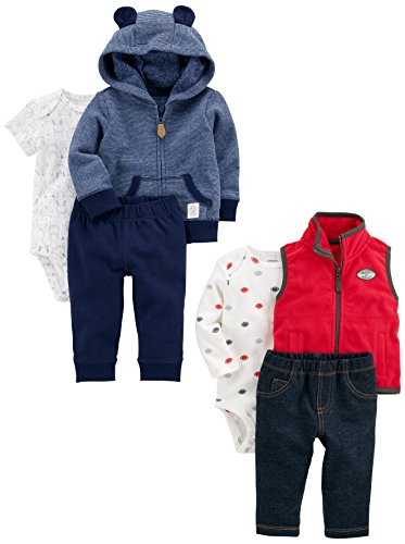 Infant Baby Boys Fleece Jacket - 7